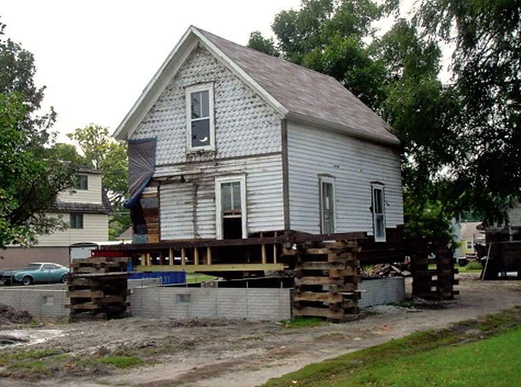 Sinking Amp Settling Foundation Repair In Arkansas Fixing