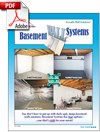 Basement Wall System Brochure